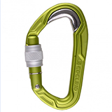 Petite photo de l'article Edelrid bulletproof screw mousqueton a visse