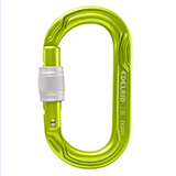 Petite photo de l'article Edelrid oval power 2500 mousqueton a visse