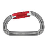 Petite photo de l'article Petzl mousqueton AMD Twist Lock