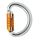 Photo de l'article Petzl mousqueton Omni Triact Lock