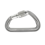 Photo de l'article Petzl Mousqueton Spirit Screw Lock