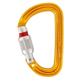 Petite photo de l'article Petzl mousqueton SM D screw lock connecteur a verrouillage
