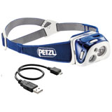 Petite photo de l'article Petzl lampe frontale Reactik